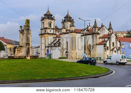 Church And Convent Of Saint Augustine