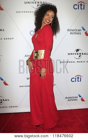 LOS ANGELES - FEB 15:  Mya Harrison at the Universal Music Group's 2016 Grammy After Party at the Ace Hotel on February 15, 2016 in Los Angeles, CA