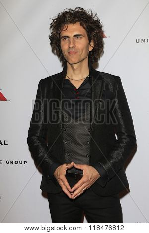 LOS ANGELES - FEB 15:  Stephan Moccio at the Universal Music Group's 2016 Grammy After Party at the Ace Hotel on February 15, 2016 in Los Angeles, CA