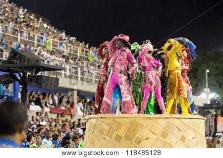 Carnival 16 - Imperatriz Leopoldinense