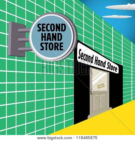 Second hand store