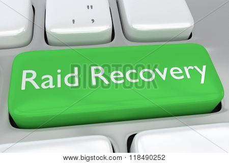 Raid Recovery Concept