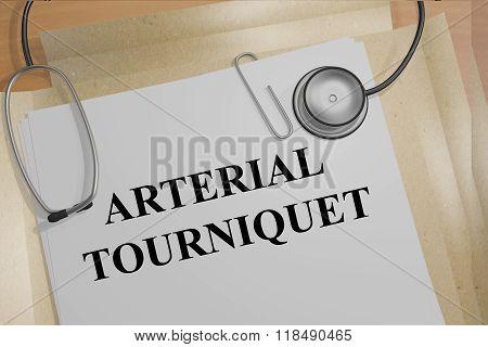 Arterial Tourniquet Concept