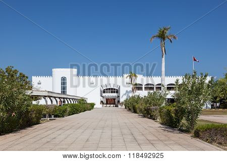 Government Building In Muscat, Oman