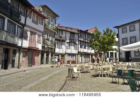 Traditional Guimaraes Architecture