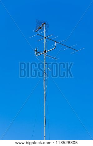 Television Analogic Antenna
