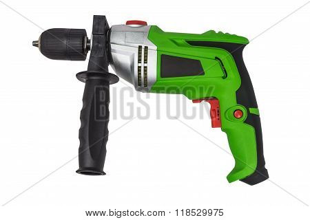 construction puncher isolated on a white background