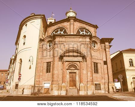 San Michele Church, Turin Vintage