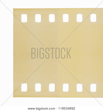 A Film Isolated Vintage