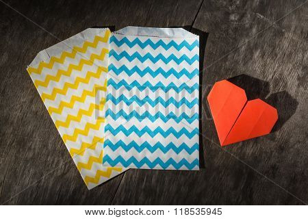 Present paper pack