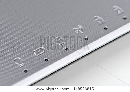 Icon On A Laptop