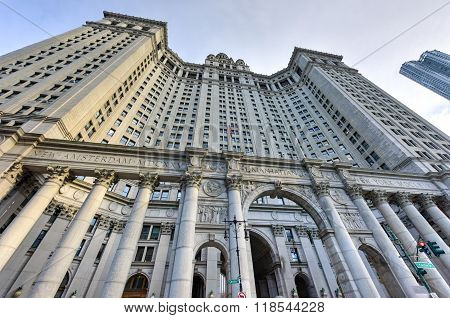 Municipal Building - New York City