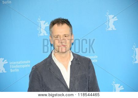 Michael Grandage attends the 'Genius' photo call during the 66th Berlinale Film Festival Berlin at Hyatt Hotel on February 16, 2016 in Berlin, Germany.