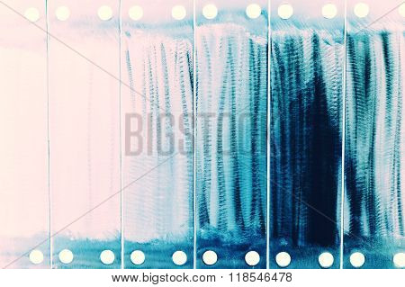 Abstract Metal Lath