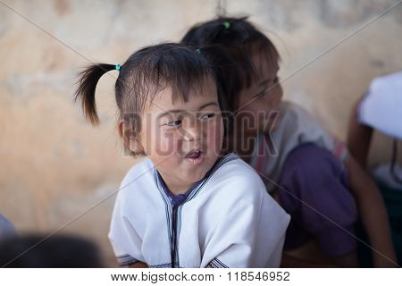 Children Karen