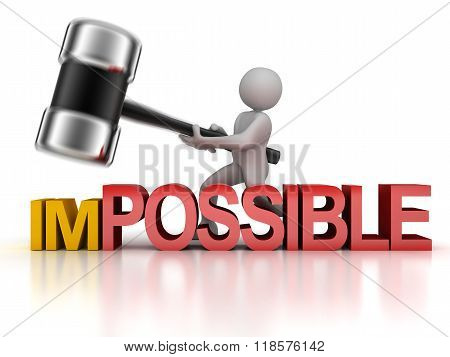 Impossible And Men