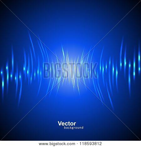 Vector sound wave