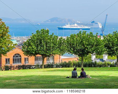 Candie Gardens, Saint Peter Port, Guernsey