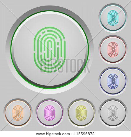 Fingerprint Push Buttons