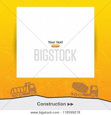 Construction Presentation Template