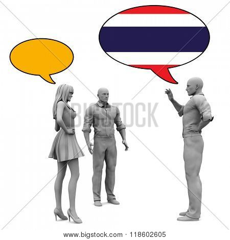 Learn Thai Culture and Language to Communicate