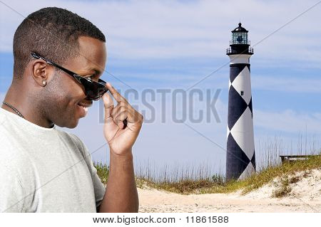 Black Man Sunglasses