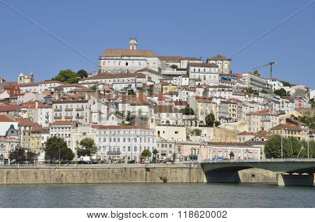 The City Of Coimbra