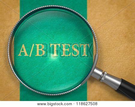 AB Test through Magnifying Glass.