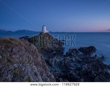 Llanddwyn Lighthouse