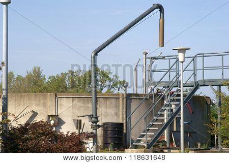 clarification plant