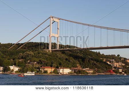 Fatih Sultan Mehmet Bridge, Istanbul
