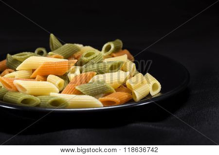 Boiled Penne Rigate