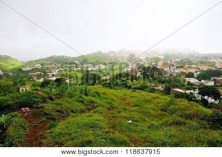 Fog Over Nova Sintra