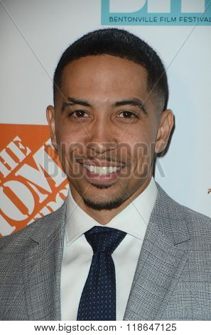 LOS ANGELES - FEB 10:  Neil Brown Jr at the African American Film Critics Association 7th Annual Awards at the Taglyan Complex on February 10, 2016 in Los Angeles, CA