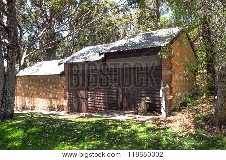 Azelia Ley Homestead: Historic Limestone Construction