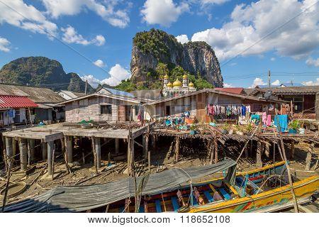 Koh Panyee Phang Nga Bay