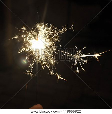 Sparkler Firework