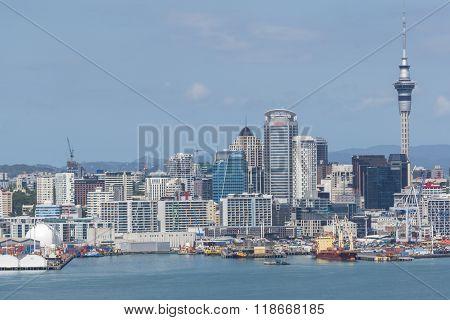 Mount Victoria Auckland View