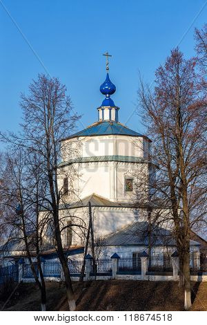 Assumption Church In Kineshma, Russia