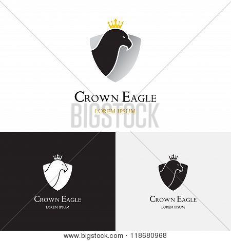 Crown Eagle Logo