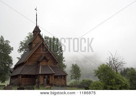 Eidsborg Stave Church (Stavkirke)