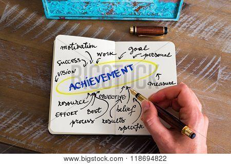 Handwritten Text Achievement