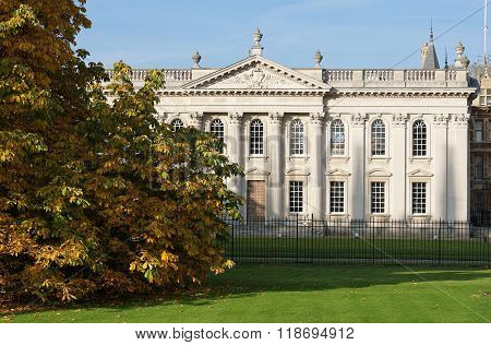 Senate House, Cambridge, England
