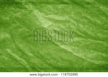 old grunge green crease texture illustration background