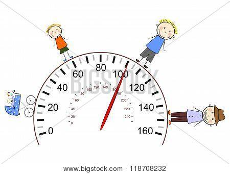The Speedometer Man