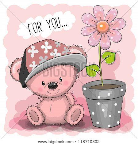 Pink Teddy Bear