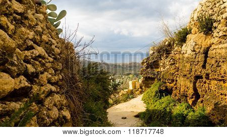 Countryside View Gozo