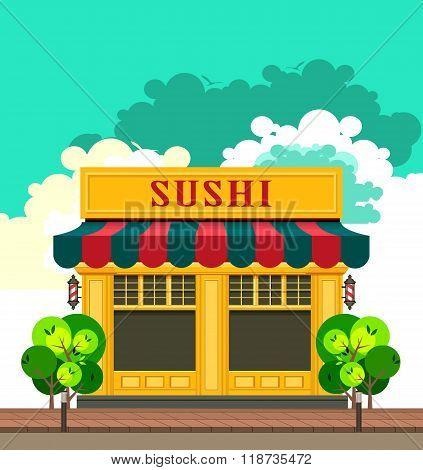Small Local Store