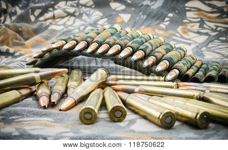 Ammunitions For Rifle