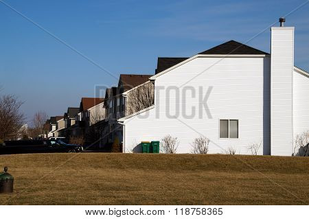 Tract Homes in Joliet